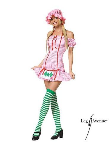 Straw (Leg Avenue Halter Costumes)