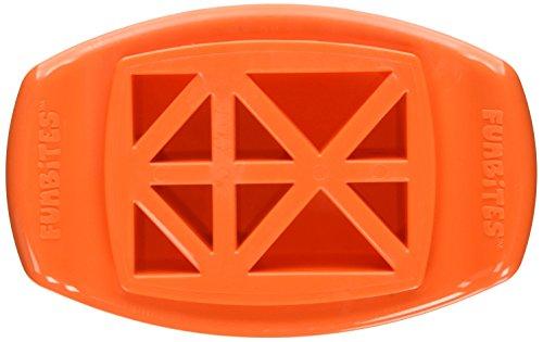 FunBites Food Cutter Orange Triangles product image