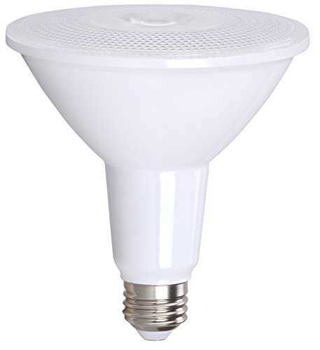Bioluz LED PAR38 LED Bulb 15w (120w Equiv) 3000k Dimmable Lamp - Indoor / Outdoor UL Listed