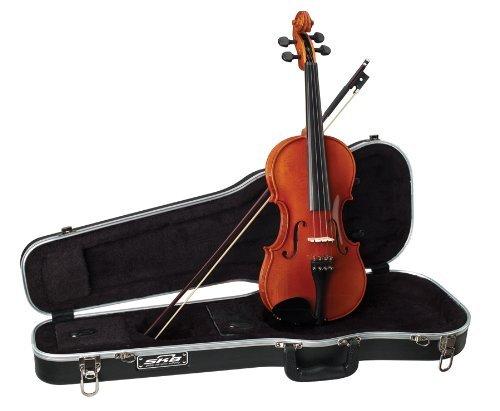 Becker, 4-String Violin, Polished gold brown (1000F)