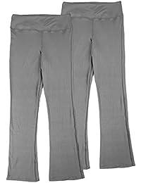 Kalon Clothing Women's Lightweight Yoga Pants 30 Inch...