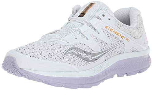 Guide Saucony Women's Saucony White Iso Women's qOzT8