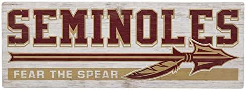 Open Road Brands NCAA Collegiate University 12X12 Collage Wood Wall D/écor