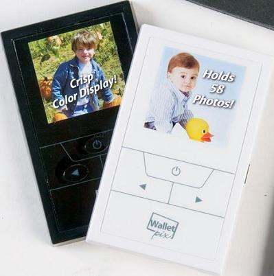 Wallet Pix Digital Photo Album
