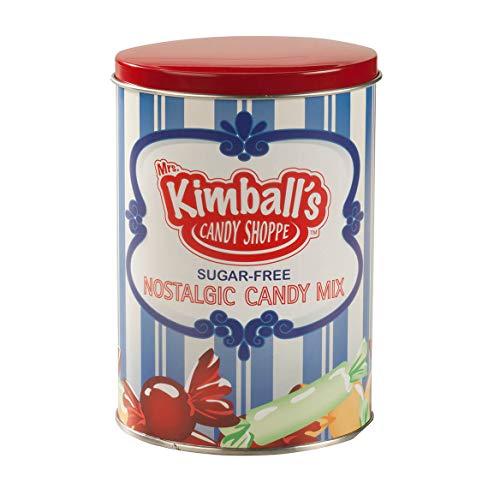 Sugar-Free Nostalgic Candy Tin by Mrs. Kimball