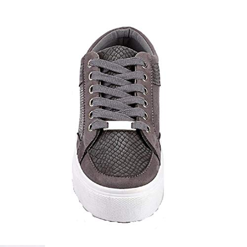 Diamante Gladrags® Sneaker Donna Grey Diamante Gladrags® Donna Sneaker Grey 8wqd6TFnw