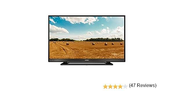 Grundig 22 VLE 525 BG 55 cm (22 Pulgadas) de TV (Full HD, sintonizador Triple) Negro: Amazon.es: Electrónica
