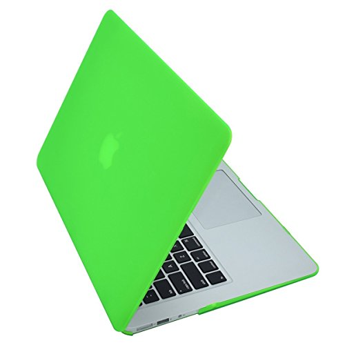 Raidfox Macbook Air 13 Inch Plastic Hard Case Soft Touch Snap On Shell Protector Cover for Apple Mac Book Air 13.3