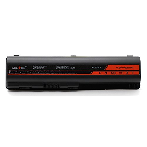 LENOGE Replacement Laptop Battery for HP Pavilion 484170-...