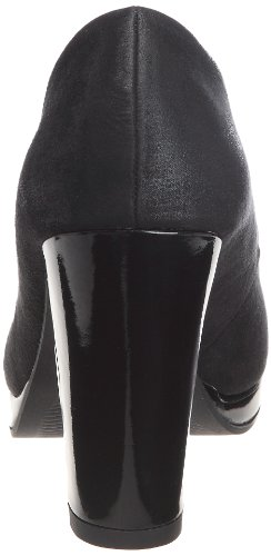 Nero Scarpe Col Donna Tozzi 002 Tacco Marco 2 29 22409 Antic black schwarz 2 TxznYHqX
