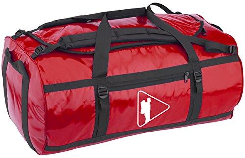 春のコレクション Expedition for Water-Resistant Bask Red Duffel Transport Bag for Gear B074ZNP14T Large Red Large Large|Red, 帯専門店おびや:7ea03c2c --- ballyshannonshow.com