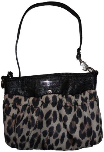 Mac & Jack Gatherall Wristlet Leopard