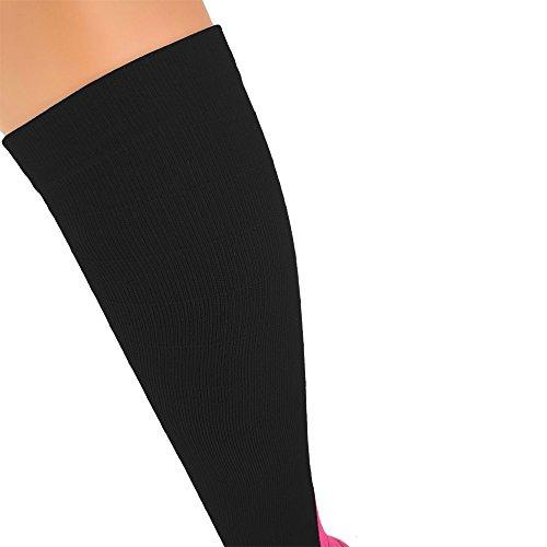 df16846bc5 Alpha Max Circulation Compression Socks - Anti Fatigue Compression 20-30  mmHg DCF Socks for