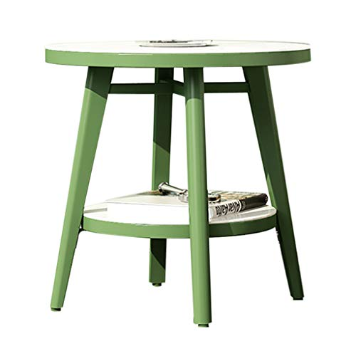 Amazon.com: End Tables Coffee Table Simple Round Coffee