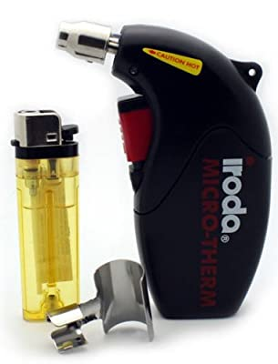 Iroda MJ-600 MICRO-JET Cordless Refillable Butane Heat Gun