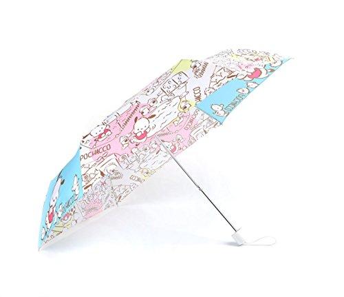 Pochacco Folding Umbrella: Adventure