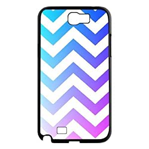 Chevron Stripes Use Your Own Image Phone Samsung Galaxy S6 ,customized case cover ygtg623916