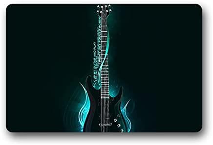 DONGMEN personalizados arte guitarra Natural Coco Fibra de coco ...