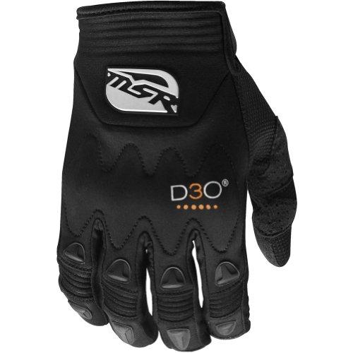 Msr Racing (MSR Racing Impact Men's Off-Road Motorcycle Gloves - Black / X-Large)