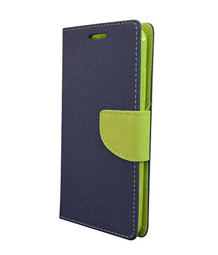 COVERNEW Flip cover for Lenovo K4 Note Blue::Green