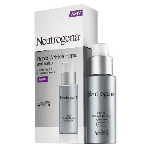Neutrogena Rapid Wrinkle Repair Moisturizer 1 Ounce Night