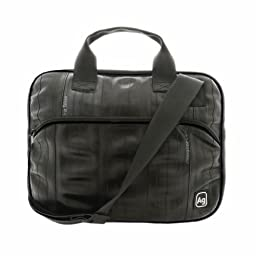 Alchemy Goods Mercer Laptop Shoulder Bag, Black