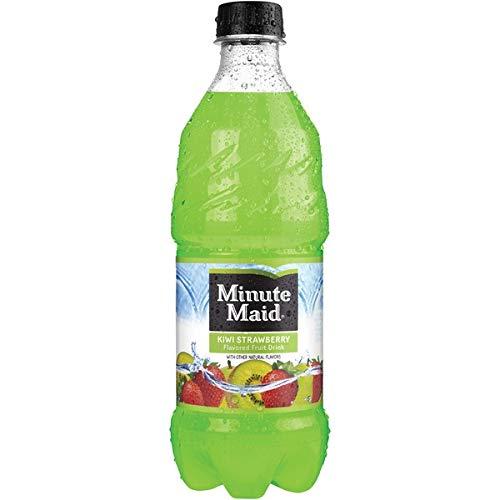 awberry Juice 20oz - Case of 24 ()