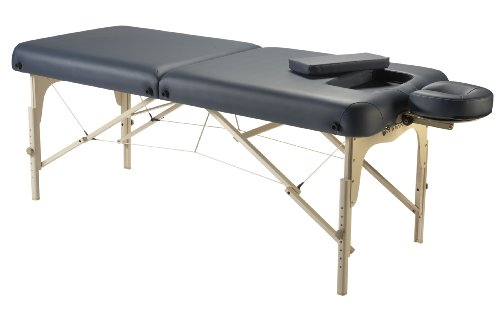 Nirvana 102131 Massage Table Package 32 Width, Black by Nirvana