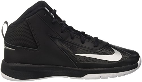 Homme de Ball Team white Black Basket Espadrilles Metallic D Hustle Silver GS NIKE Noir 7 YzwFZqqS