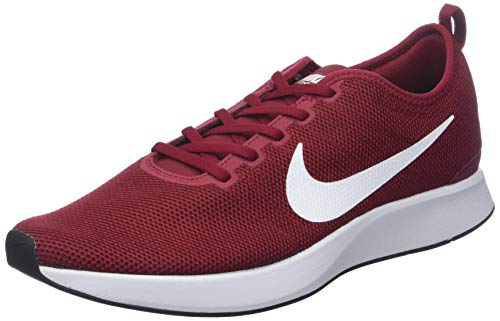 White Chaussures Racer Dualtone Nike Homme Gymnastique Crush Multicolore Red 605 de Black wrnwxzEf