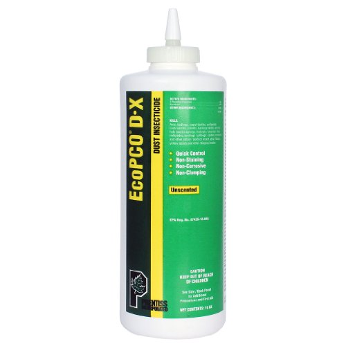Ecopco Eco PCO Dx (D-x) Dust- 2x 10 Oz Bottles