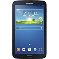 Samsung Galaxy Tab 3 (7-Inch, Black) - 4G LTE (AT&T) 2013 Model (Certified Refurbished)