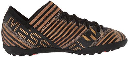 Pictures of adidas Kids' Nemeziz Messi Tango 17.3 S77197 White/Solar Orange/Black 3