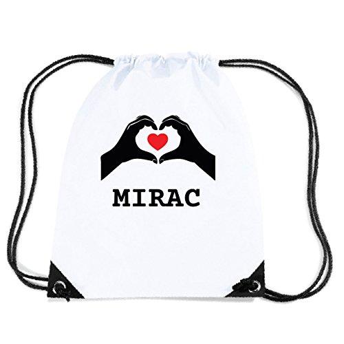 JOllify MIRAC Turnbeutel Tasche GYM5787 Design: Hände Herz EaJjruER4