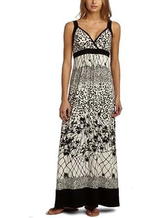 Karen Kane Women's Banded Maxi Dress