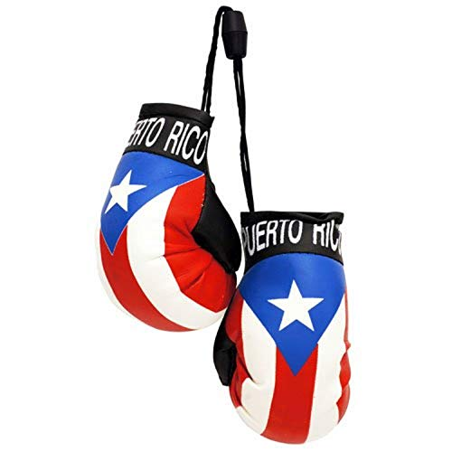 (Boxing Gloves PUERTO RICO)