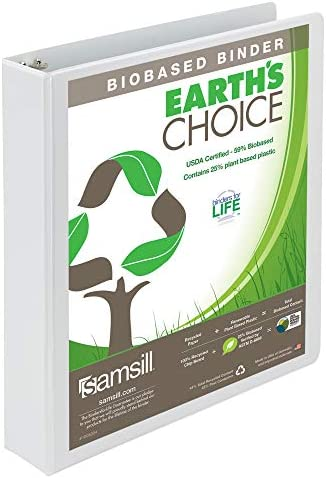 Samsill Biobased Certified Eco Friendly Customizable