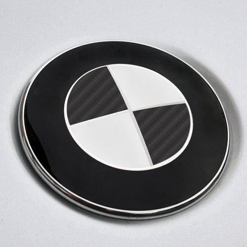 Motoking Emblemaufkleber im Carbon-Look - Farbe: CARBON SCHWARZ