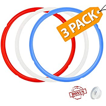 Amazon Com Genuine Instant Pot Sealing Ring 2 Pack 6
