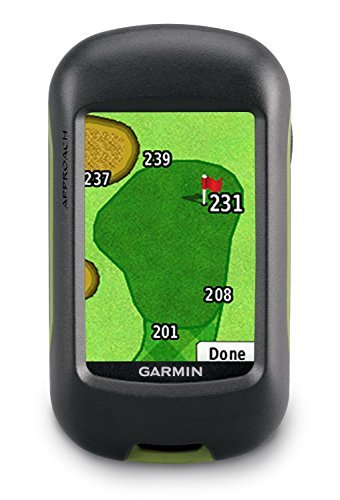 Garmin Approach G3 Waterproof Touchscreen Golf GPS (Certified Refurbished) by Garmin
