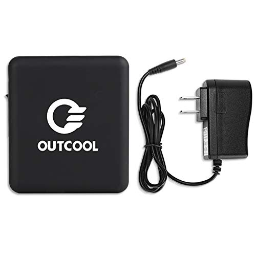 Cordless Lithium Battery 7.4v Portable Power Bank with 4400mAh Capacity For OUTCOOL Heated Clothing (Only for Type: NJK1801, NMJ1802, NMJ1803) 4400 Cordless Phone Battery
