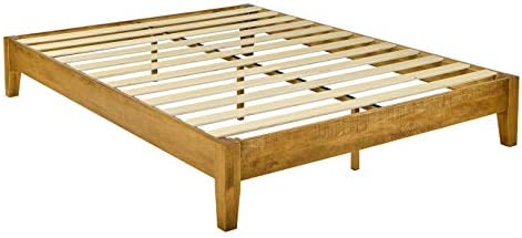Amazon Basics Wood Platform Bed