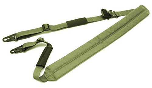 LBX TACTICAL Two Point Sling, Ranger Green