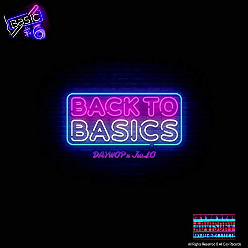 Back2Basics (feat. Leelo) [Explicit]