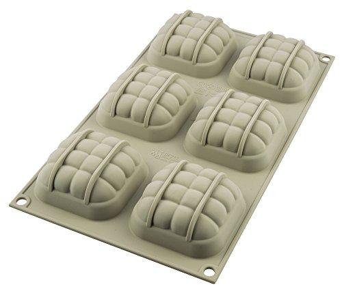 Silikomart 8051085258260 Silicon Mould, Gray