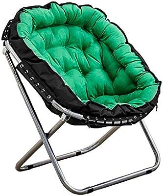 Pleasing Amazon Com Folding Deck Chair Recliner Chairs Moon Chair Spiritservingveterans Wood Chair Design Ideas Spiritservingveteransorg