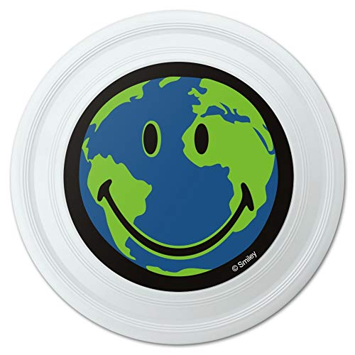 GRAPHICS & MORE Smiley Smile World Earth Conservation Recycle Happy Face Novelty 9