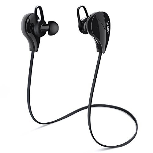 Wireless Headphones TOTU Isolating Sweatproof