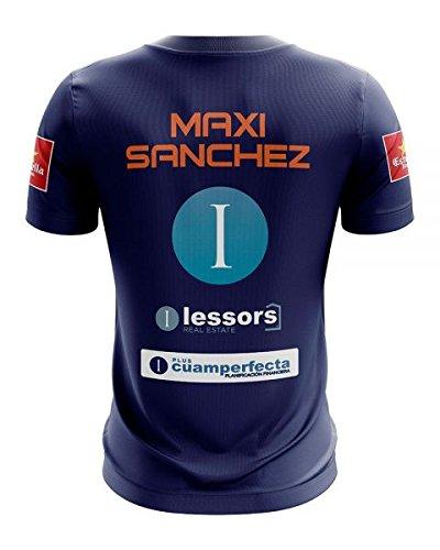 CAMISETA BULLPADEL TORRITA MAXI SANCHEZ WPT: Amazon.es: Deportes y ...