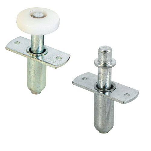 (Slide-Co 164166 Bi-Fold Door Top Pivot and Guide Wheel,(Pack of)